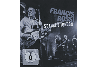Francis Rossi - Live At St.Luke's London - (Blu-ray)