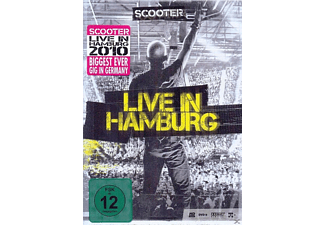 Scooter - Live In Hamburg 2010 - (DVD)