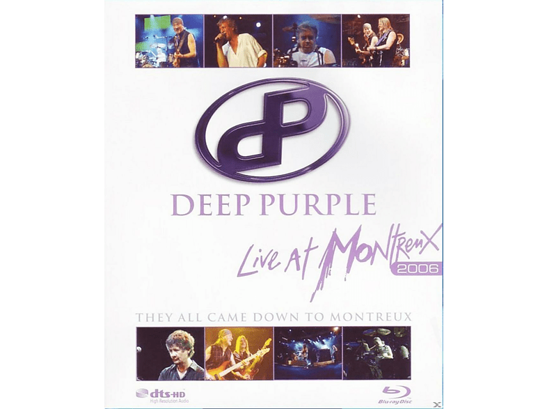 Deep Purple - Live  At Montreux 2006 [Blu-ray]