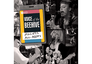 Voice Of The Beehive - Access All Areas - (CD + DVD Video)