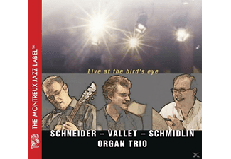 SCHNEIDER/VALLET/SCHMIDLIN - Live At The Bird's Eye - (CD)