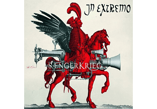 In Extremo - SÄNGERKRIEG (REGULAR EDITION) - (CD)