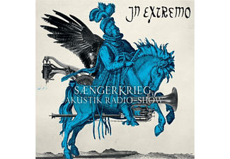 In Extremo - Sängerkrieg (Akustik Radio-Show) - (CD + DVD Video)