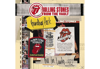 The Rolling Stones - From The Vault-Live In Leeds 1982 - (CD + DVD)