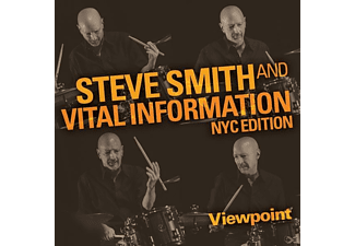Steve Smith & Vital Information NYC Edition - Viewpoint - (CD)
