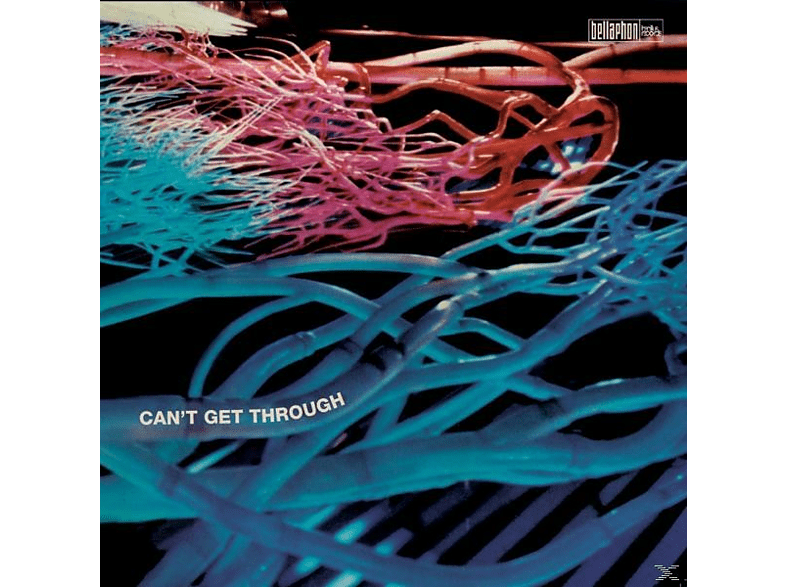 Hairy Chapter - Can't Get Through (Black) [LP + Download]