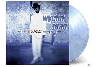 Wyclef Jean - The Carnival (Blue/Purple Vinyl) - (Vinyl)