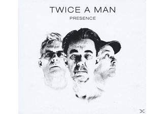 Twice A Man - Presence - (LP + Bonus-CD)
