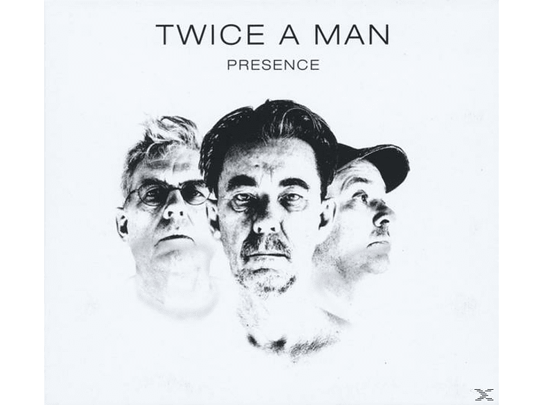 Twice A Man - Presence [LP + Bonus-CD]