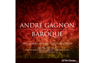 Jean-willy Kunz - André Gagnon-Baroque [CD]