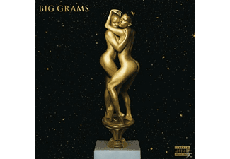 Big Grams - Big Grams - (Vinyl)