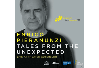 Enrico Pieranunzi - Tales From The Unexpected - (CD)