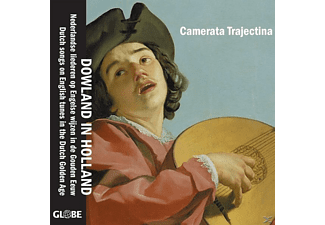Camerata Trajectina - Dowland In Holland [CD]