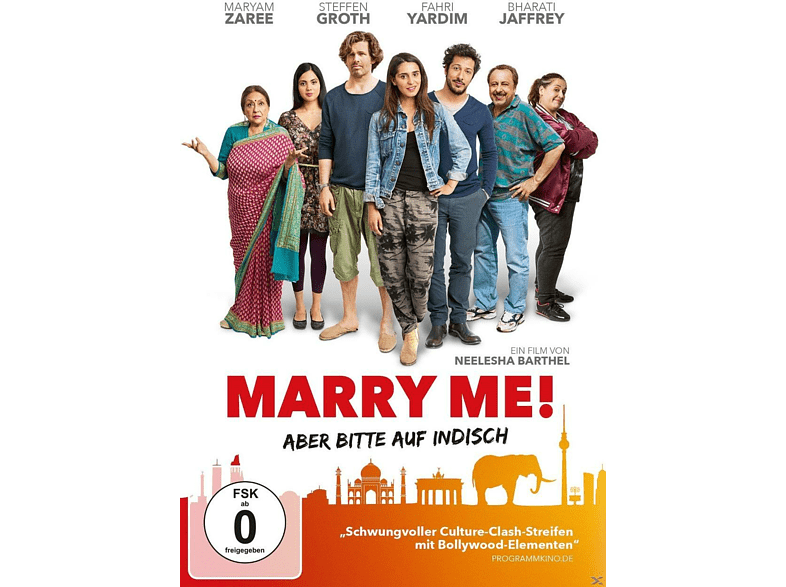 Marry Me! [DVD]
