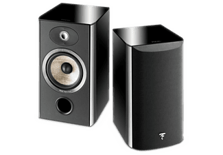 FOCAL Aria 906 Regallautsprecher (Paar), Black High Gloss