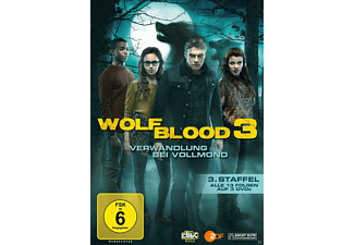 Wolfblood: Verwandlung bei Vollmond - Staffel 3 [DVD]