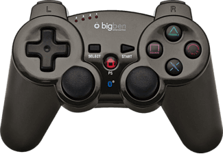 BIG BEN Bluetooth® Metallic Pad Black