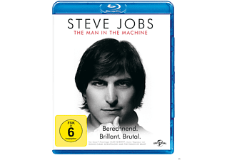 Steve Jobs: The Man in the Machine [Blu-ray]