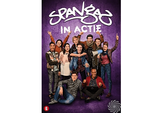 Spangas In Actie | DVD