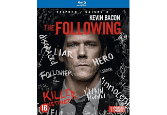 The Following - Seizoen 3 | Blu-ray