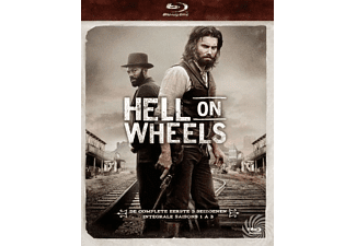 Hell On Wheels - Seizoen 1-3 | Blu-ray