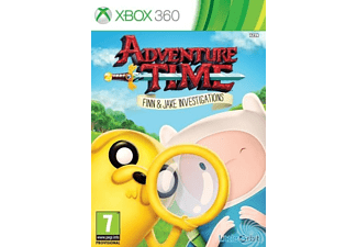 Adventure Time - Finn & Jake Investigations | Xbox 360