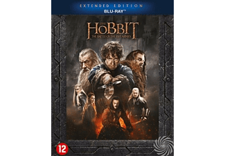 The Hobbit: The Battle Of The Five Armies (Extended Edition) | Blu-ray