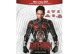 Ant-Man 3D | 3D Blu-ray