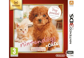 Nintendogs + Cats - Toy Poodle | 3DS