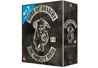 Sons Of Anarchy - Complete Ultimate Collection | Blu-ray