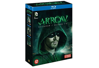 Arrow - Seizoen 1-3 | Blu-ray