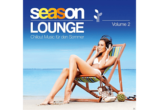 Summer Lounge Club - Season Lounge - Vol. 2 - (CD)