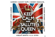VARIOUS - Keep Calm & Salute The Queen [CD]