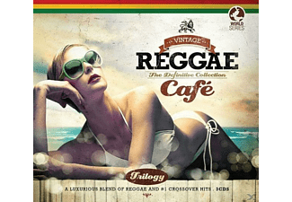 VARIOUS - Vintage Reggae Cafe-Trilogy - (CD)