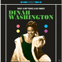 Dinah Washington - What A Different A Day [Vinyl]