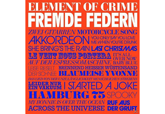 Element Of Crime Fremde Federn Deutschrock CD