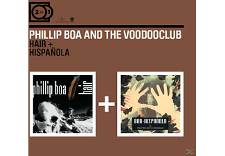 Phillip Boa - 2 For 1: Hair/Hispanola - (CD)