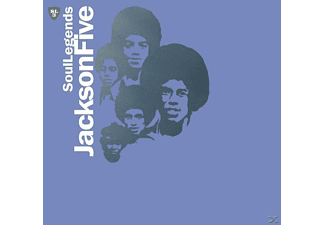 The Jackson 5 - Soul Legends-Jackson 5 - (CD)
