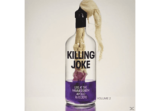 Killing Joke - Live At The Hammersmith Apollo 16.1 - (Vinyl)