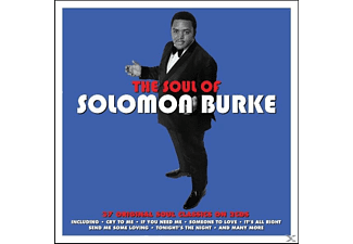 Solomon Burke - The Soul Of [CD]