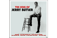 Jerry Butler - The Soul Of [CD]