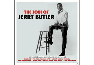 Jerry Butler - The Soul Of - (CD)