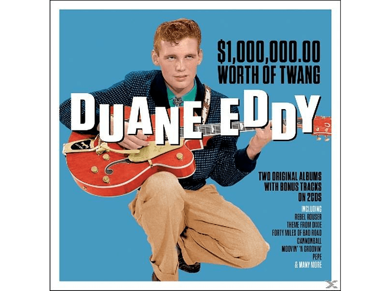 Duane Eddy - 1.000.000 $ Worth Of Twang [CD]