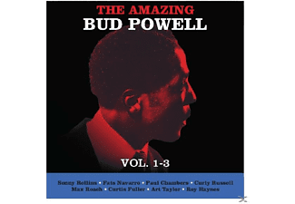 Bud Powell - The Amazing - (CD)