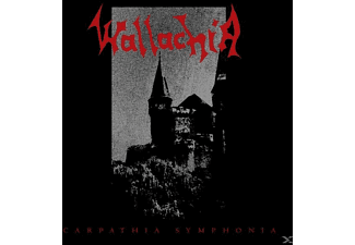 Wallachia - Carpathia Symphonia (Digipak) - (CD)