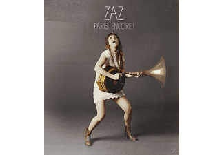 Zaz - Paris, Encore! - (Blu-ray)