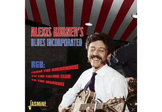 Alexis Korner's Blues Inc. - From The Roundhouse To The - (CD)