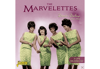 The Marvelettes - Detroit's Darlings 61-62 - (CD)