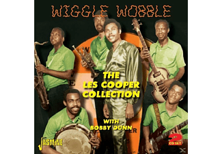 VARIOUS - Wiggle Wooble - (CD)