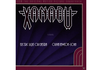 Electric Light Orchestra, Olivia Newton-John - XANADU - ORIGINAL MOTION PICTURE SOUNDTRACK - (CD)